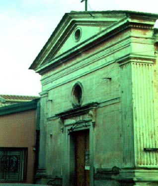 Cappella di S.Francesco d'Assisi