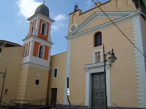 Chiesa di San Marcello Martire a Caturano, Macerata Campania (CE)