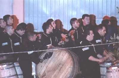 Carro Anni 2003-2004