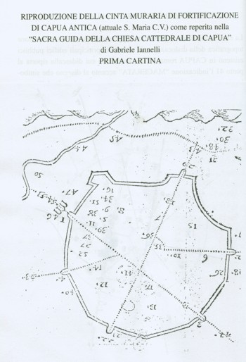 cartina Capua antica