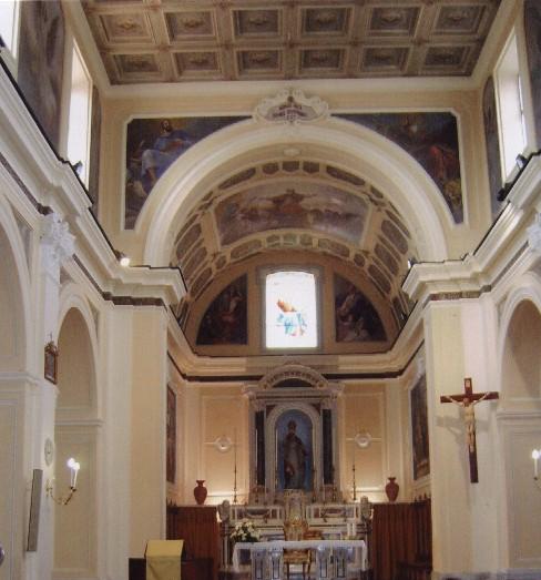 Chiesa di S. Martino Vescovo a Macerata Campania