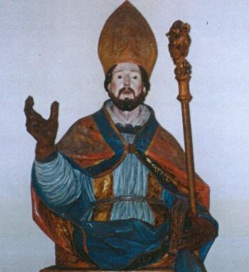 Busto di S. Martino