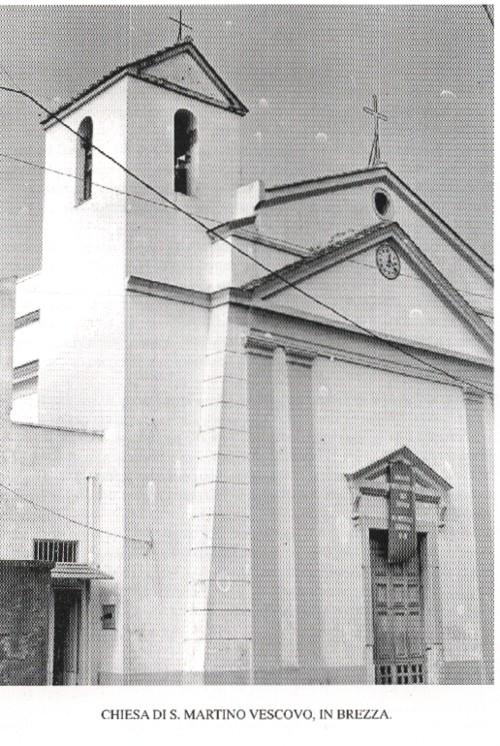 Chiesa intitolata a S. Martino Vescovo di Tours