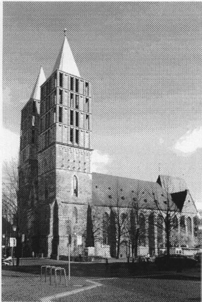KASSEL - Chiesa di S. Martino