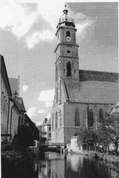 AMBERG - Basilica  di S. Martino