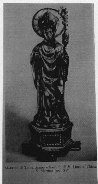 Statua reliquiario