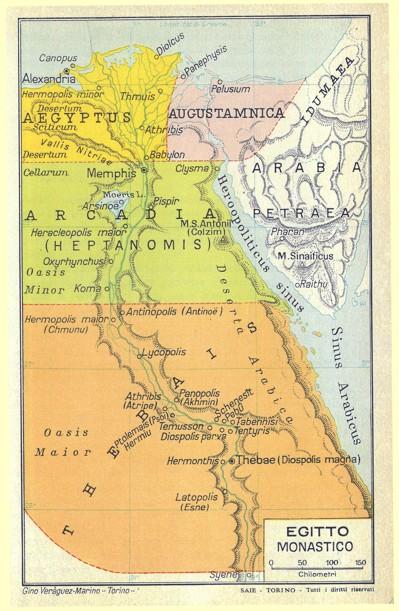 Egitto monastico