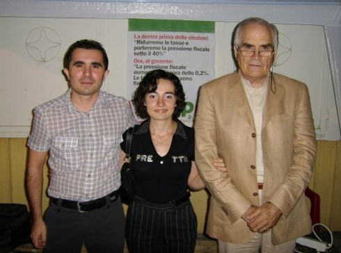 Autori del sito: Vincenzo Capuano, Annamaria Capuano, Pasquale Capuano