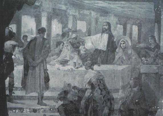 L. Taglialatela - Le Nozze di Cana, Macerata Campania